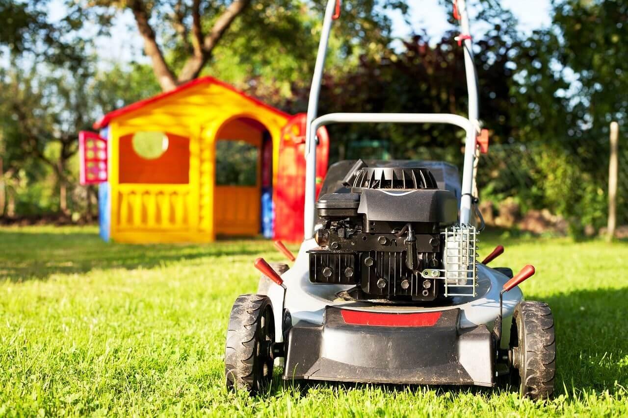 Cut backyard grass Carlton